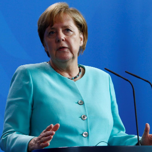 Merkel commands hefty poll lead as she kicks off re-election campaign