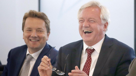 David Davis aide to launch anti-Brexit political party