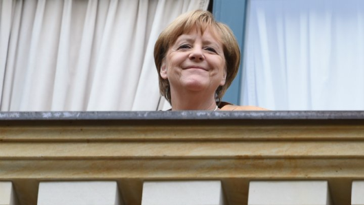Merkel starts Germany's 'strangest' election campaign