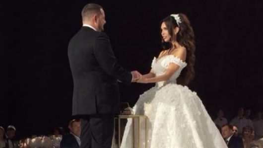 Russian oligarch's wedding may be most lavish ever
