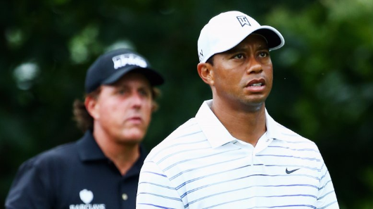 The shady side of Tiger Woods