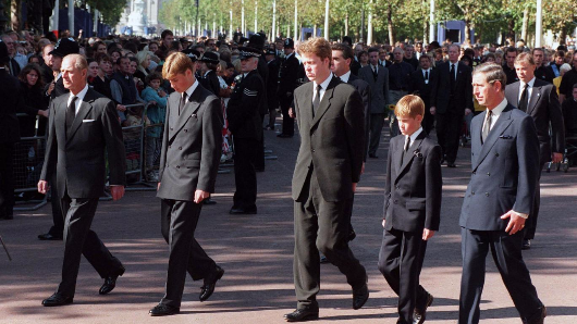 Prince Philip 'told Blair's team to f*** off' over Diana's funeral