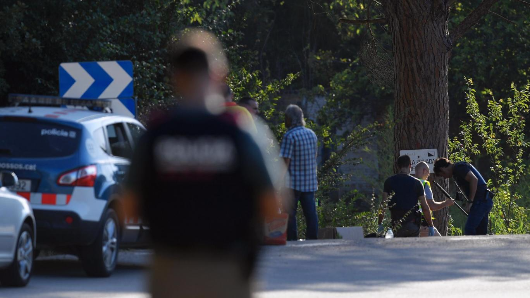 Europe's most wanted man shot dead by police near Barcelona