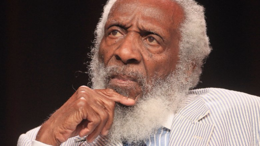 Dick Gregory dead at 84
