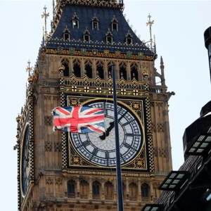 Sadness and cynicism as London's Big Ben falls silent