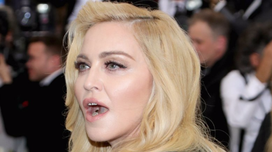 Stars who can't stand Madonna