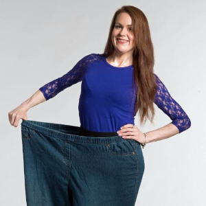 Woman's 133kg weight loss questioned