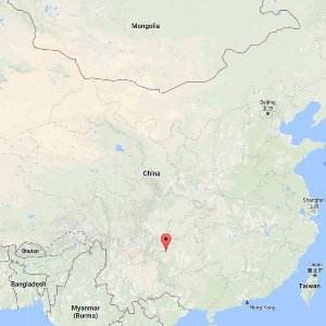 One dead and 37 missing in China landslide