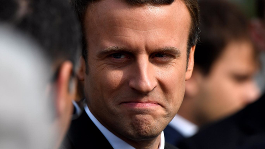 Macron's approval rating hits record lows four months after election