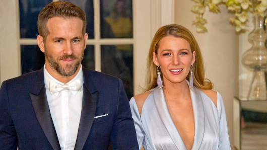 Ryan Reynolds just revealed the ultimate birthday present for Blake Lively