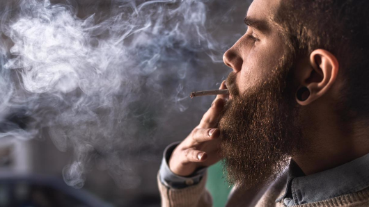 How smoking weed affects your walk