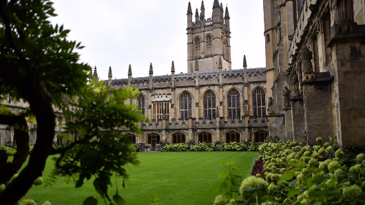 UK universities top global rankings for first time