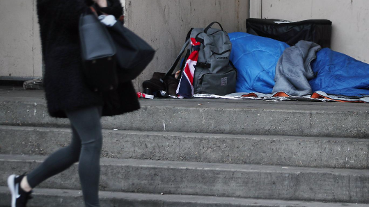 Britain's economy is 'broken and failing to tackle inequality'