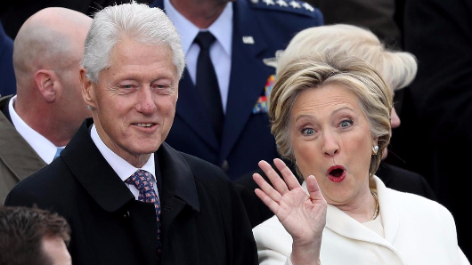 Hillary Clinton knows what people think of her marriage. This is what she has to say about it