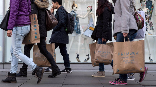 2017 set to be worst year for UK consumer spending in four years