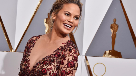 Just because Trump blocked Chrissy Teigen, it doesn't mean she's stopped speaking her mind