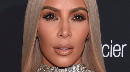 Kim Kardashian breaks her silence on surrogate rumors