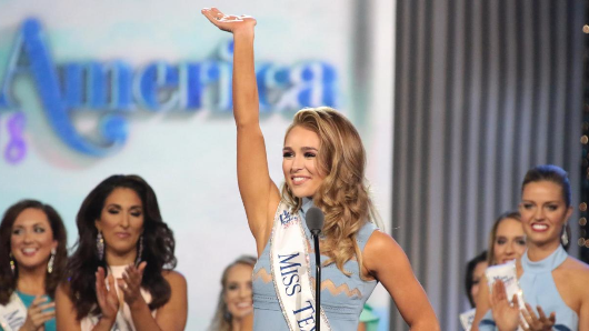 When Miss Texas was asked if Donald Trump should have condemned white terrorism, she had the perfect response