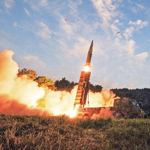 North Korea threatens to 'sink Japan into the sea with nuclear bomb'
