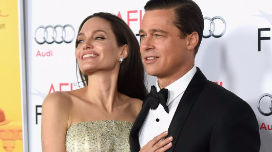 What Angelina Jolie wants you to forget about her relationship with Brad Pitt