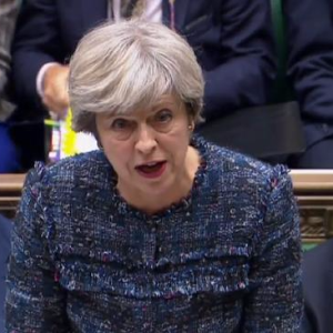 May's rival makes brutal 'freezer' threat