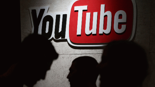 YouTube 'failing to remove terrorist videos'