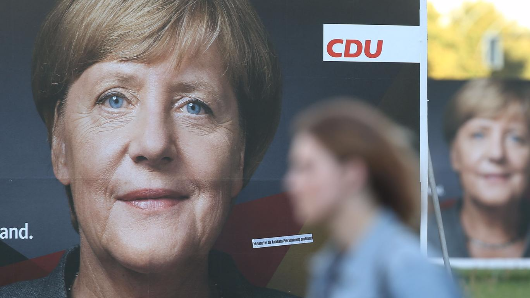 Angela Merkel is no feminist – but it's about time she became one