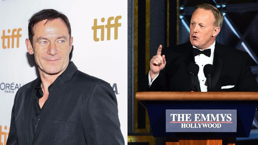 Jason Isaacs' response to Sean Spicer was utterly brutal