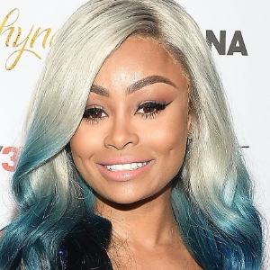 Is Blac Chyna pursuing a career in rap music?