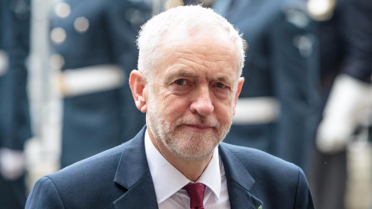 Public backs Corbyn's leadership over May's, poll finds
