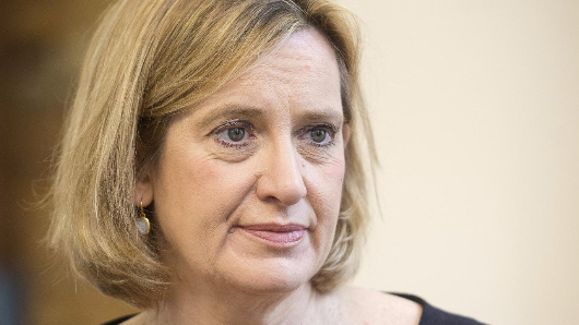 Amber Rudd 'could be jailed for contempt of court' in asylum case