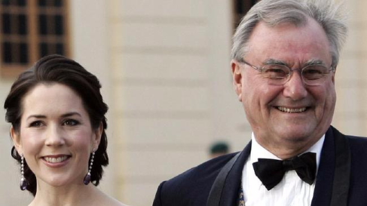 Princess Mary's father-in-law Prince Henrik of Denmark has dementia