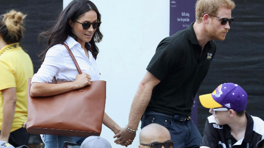 Prince Harry broke Royal protocol with Meghan Markle