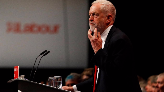 Corbyn promises new deal for tenants and women workers