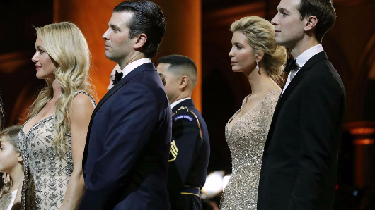 Ivanka and Donald Trump Jr 'nearly charged' with alleged fraud