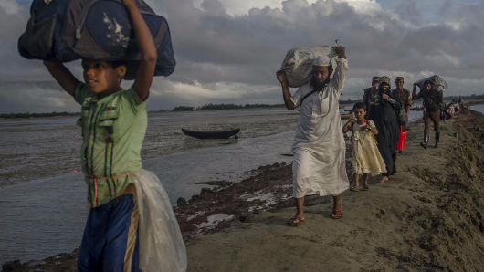 UN blasts 'unacceptable' Burma for blocking Rohingya Muslim access