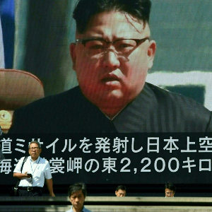 North Korea 'not interested in diplomacy until a missile can hit US'