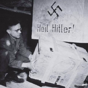 Hunters 'close' to Nazi treasure