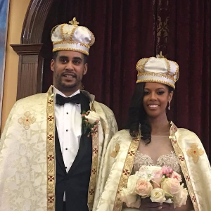 Woman marries Ethiopian prince she met in nightclub
