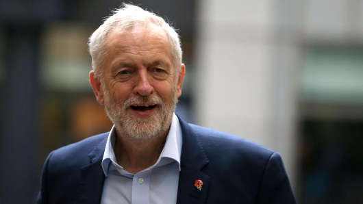 Jeremy Corbyn's seat could disappear at the next election - here's why he's not bothered