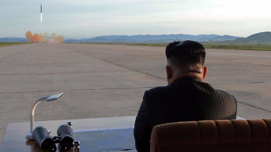 This is everywhere on the planet that North Korea's missiles could strike