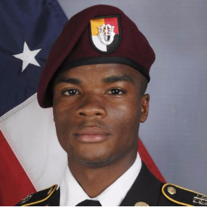 Trump 'didn't even know fallen US soldier's name' on call to widow