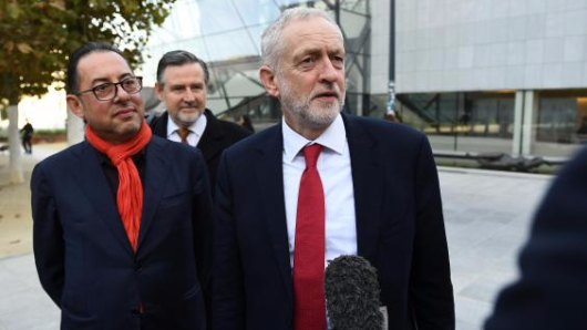 Ditch neoliberalism to win again, Corbyn tells rapturous EU socialists