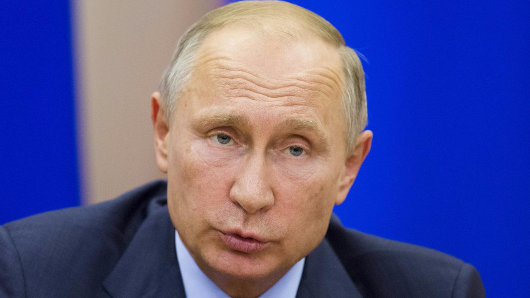 Putin is positioning himself as the main player in the Middle East