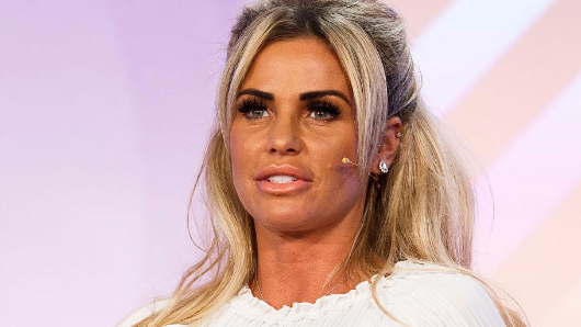 Katie Price reveals why she will never name the celebrity who raped her