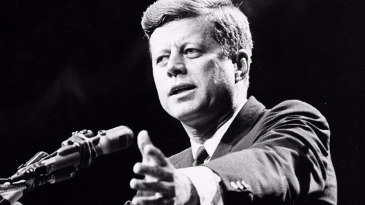 Donald Trump announces classified JFK files will be released