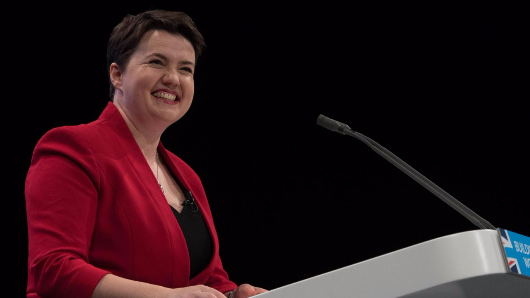 I'm convinced Ruth Davidson could be the next prime minister