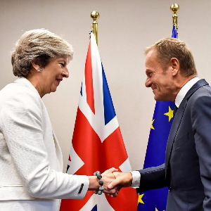 Tory Brexiteers will waste no time replacing May in the negotiations