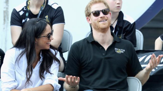 Harry and Markle 'can't bear to be apart'