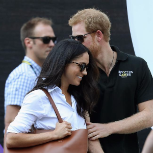 Harry and Meghan's next big hint